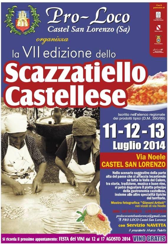 VII Edizione Scazzatiello Castellese