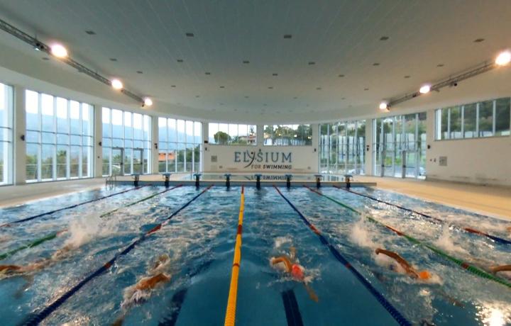 Agropoli elysium la piscina per tutti inaugura sabato - Piscina trezzano sul naviglio nuoto libero ...