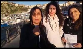 attiviste  5 stelle parlano della questione immigrati con un video.jpg