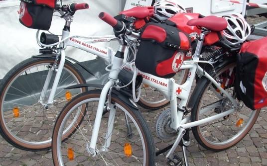 Croce-rossa-biciclette