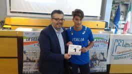 pettorale campionati italiani