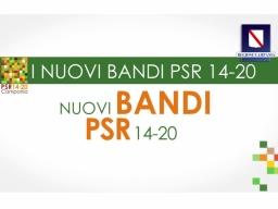 AGRICOLTURA BANDI PSR
