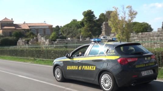 CAPACCIO PAESTUM OPERAZIONE NETTUNO