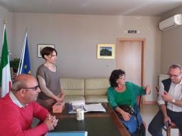 visita sindaco drassburg.