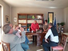 visita sindaco drassburg