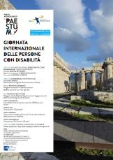 Giornata Internazionale delle persone con disabilità_Locandina