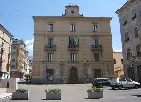 VALLO DELLA LUCANIA RIQUALIFICAZIONE CENTRO STORICO