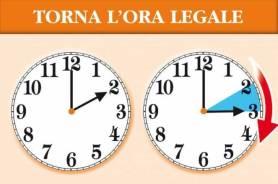 ATTUALITA ORA LEGALE