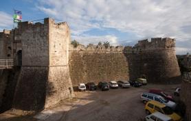 Agropoi, il castello