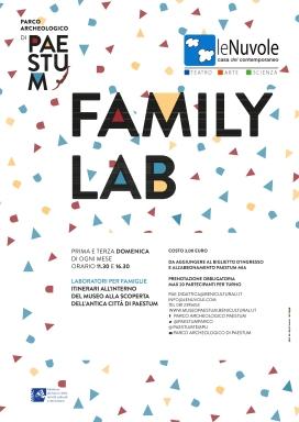 Locandina_Family LabPaestum