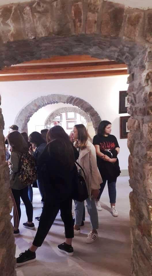 AGROPOLI VISITA MUSEO AKROPOLIS