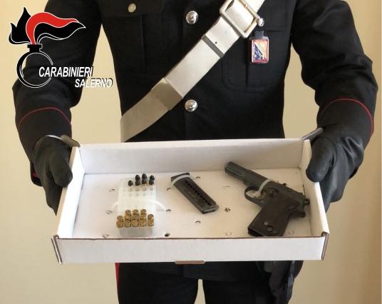 foto pistola