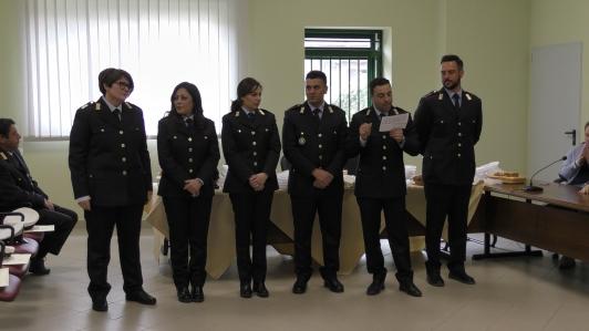 NUOVI AGENTI POLIZIA MUNICIPALE CASTELLABATE