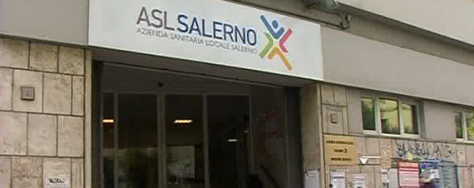 SANITA ASL SALERNO