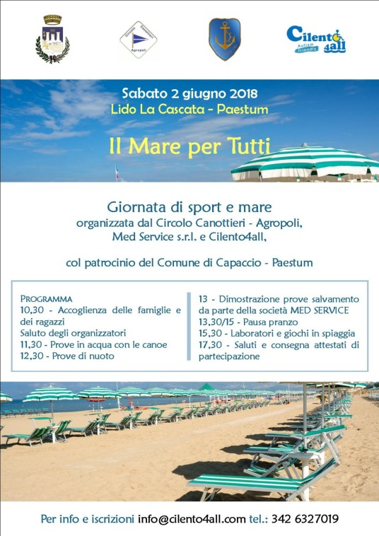 cilento for all