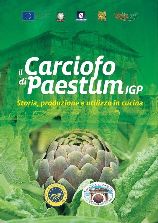 Libro sul carciofo di Paestum IGP