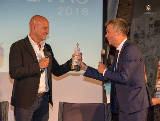 Premiazione Bisio Castellabate Pio Alferano 2018