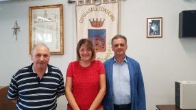ANTONIO ROMANO, GELSOMINA LOMBARDI E FRANCESCO CAVALLONE