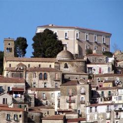 Castellabate, vista del centro
