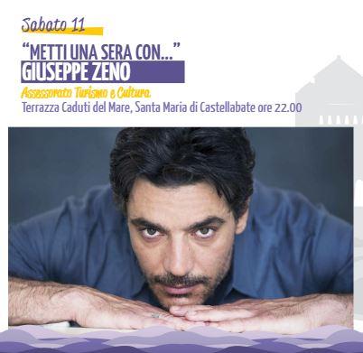 Metti una sera con Giuseppe Zeno
