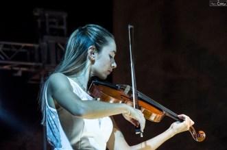 Violinista Kameliya Naydenova