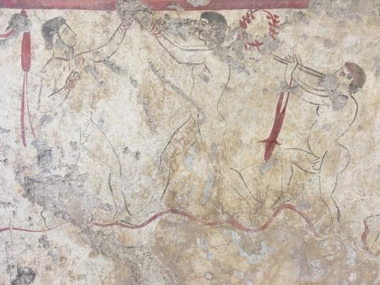 tomba di Paestum con pugilato e flautista-.jpg