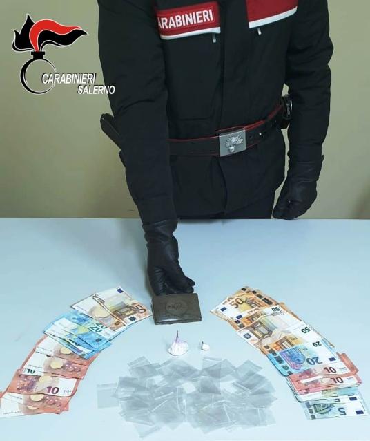Arresto Sala Consilina