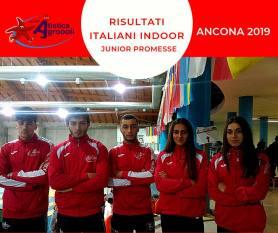 atletica agropoli campionati italiani indoor