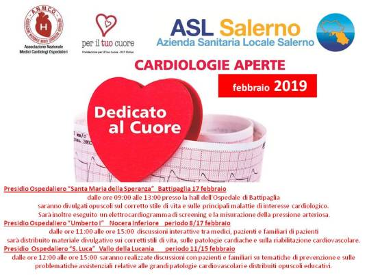 cardiologie aperte post 2019