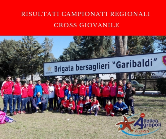 Foto Cross Atletica Agropoli