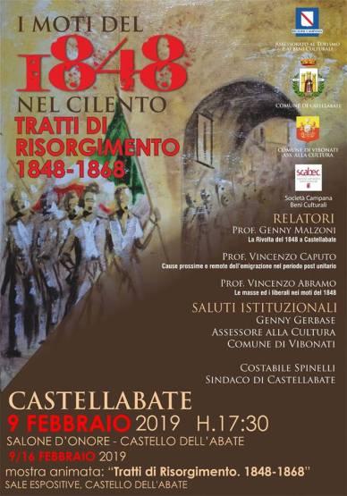 Moti del 48 convegno Castellabate