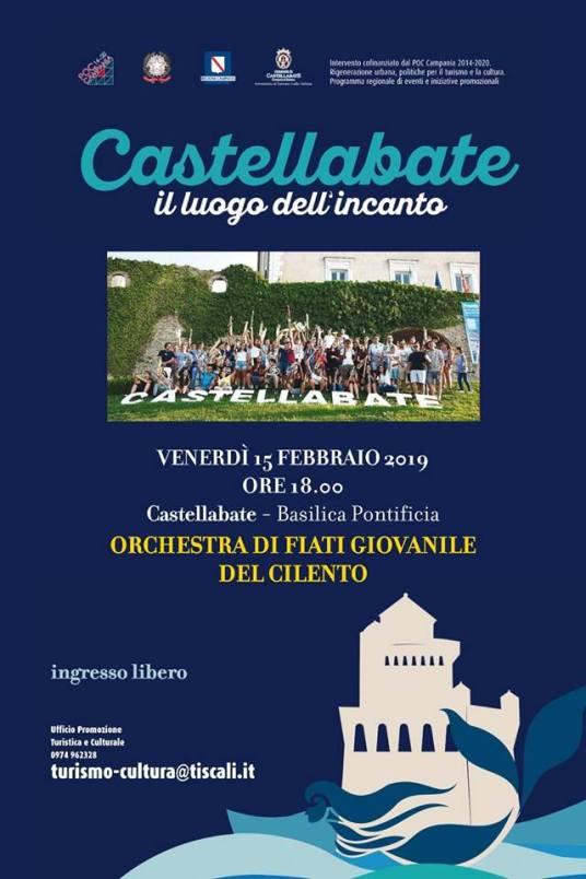 Orchestra giovanile fiati Cilento_concerto Castellabate