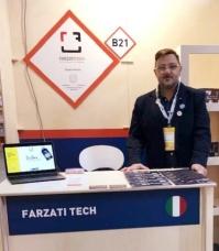 Farzati Tech a Melbourne Global Table
