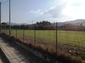 terreno su cui sorgerà scuola