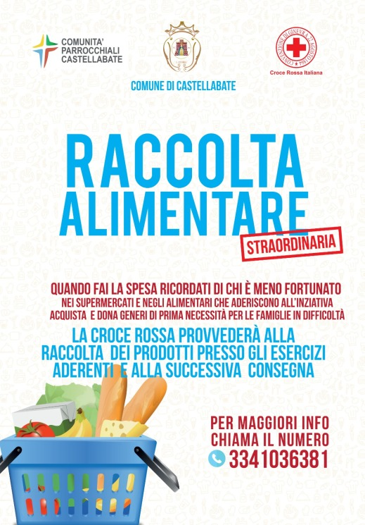 Locandina_raccolta alimentare Castellabate